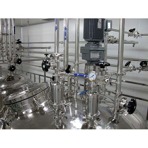 卫生级不锈钢管应用制药机械要求